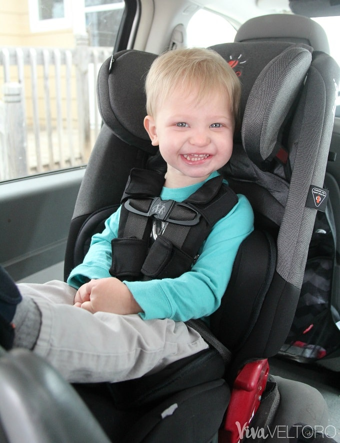 The Best Car Seat for Flying {And Why a Car Seat is Necessary}