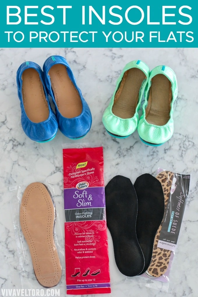 1df8a680b2 Best Insoles for Flats to Prevent Odor and Leather Patina. - Viva ...