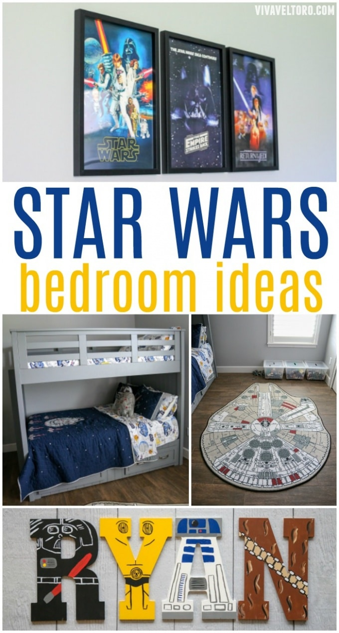 A Complete Star Wars Bedroom Pottery Barn Kids