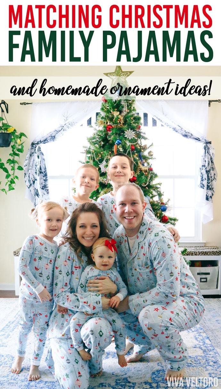 Family Christmas Pajamas Ideas.Homemade Christmas Ornament Ideas A Bedhead Christmas Pajamas