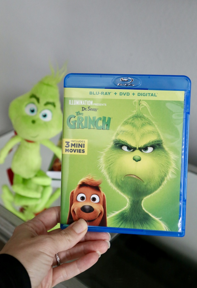 Dr  Seuss' The Grinch DVD + Blu-ray + Digital Review + Your