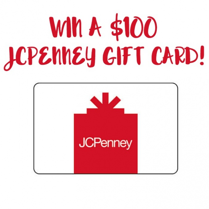 JCPenney giveaway